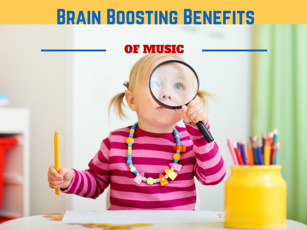 Brain Boosting Bebefits